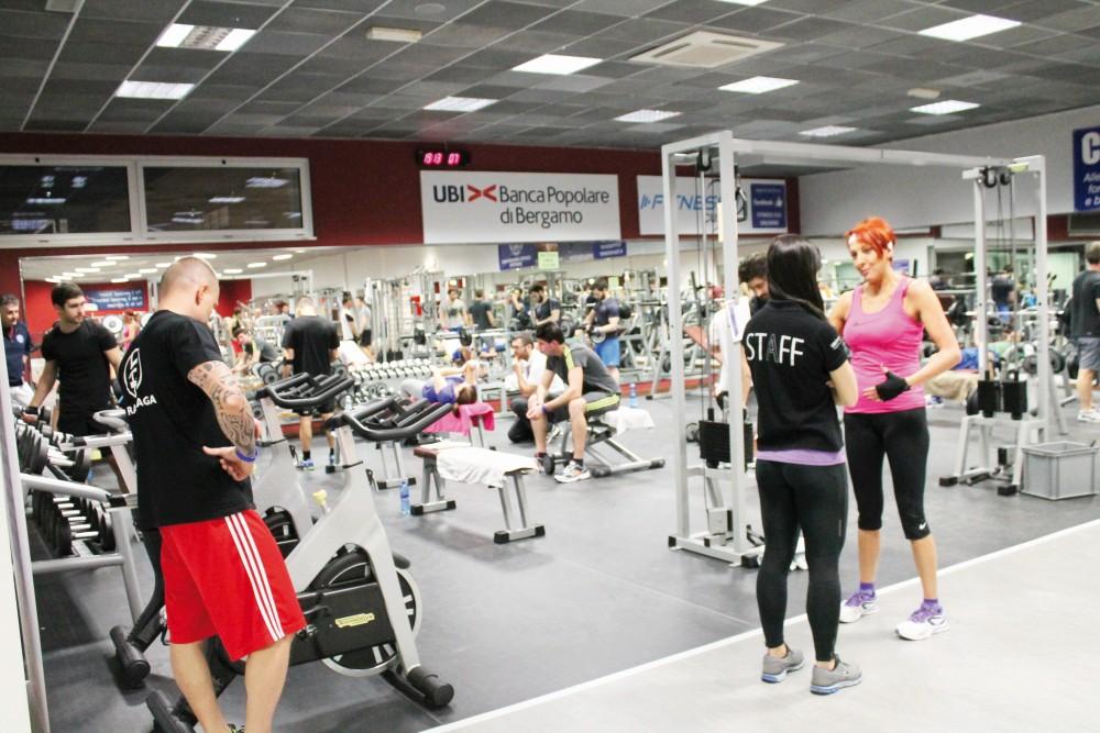 Centro fitness cus bergamo for Centro fitness